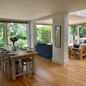 1. Dunnock House Dining Living Area