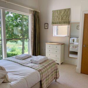 11. Dunnock House Double Bedroom