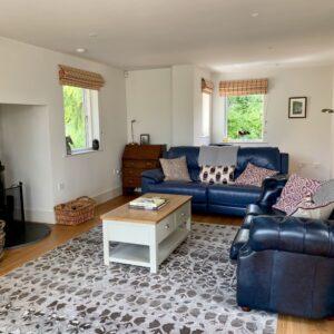 5. Dunnock House Living Room