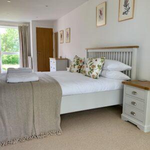 8. Dunnock House Master Bedroom
