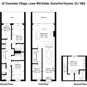11 Beaver Brook floorplan