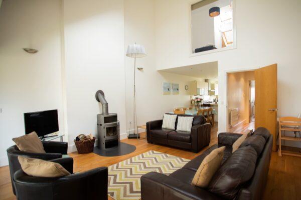 Beaver Brook living space