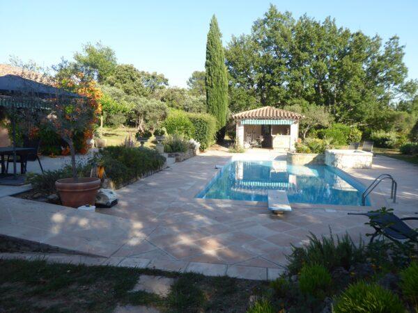 Le Verseau Swimming pool