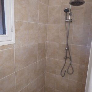 Le Verseau 13. Shower Room 2