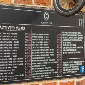 Lower Mill Estate 17 ActivityHub Menu