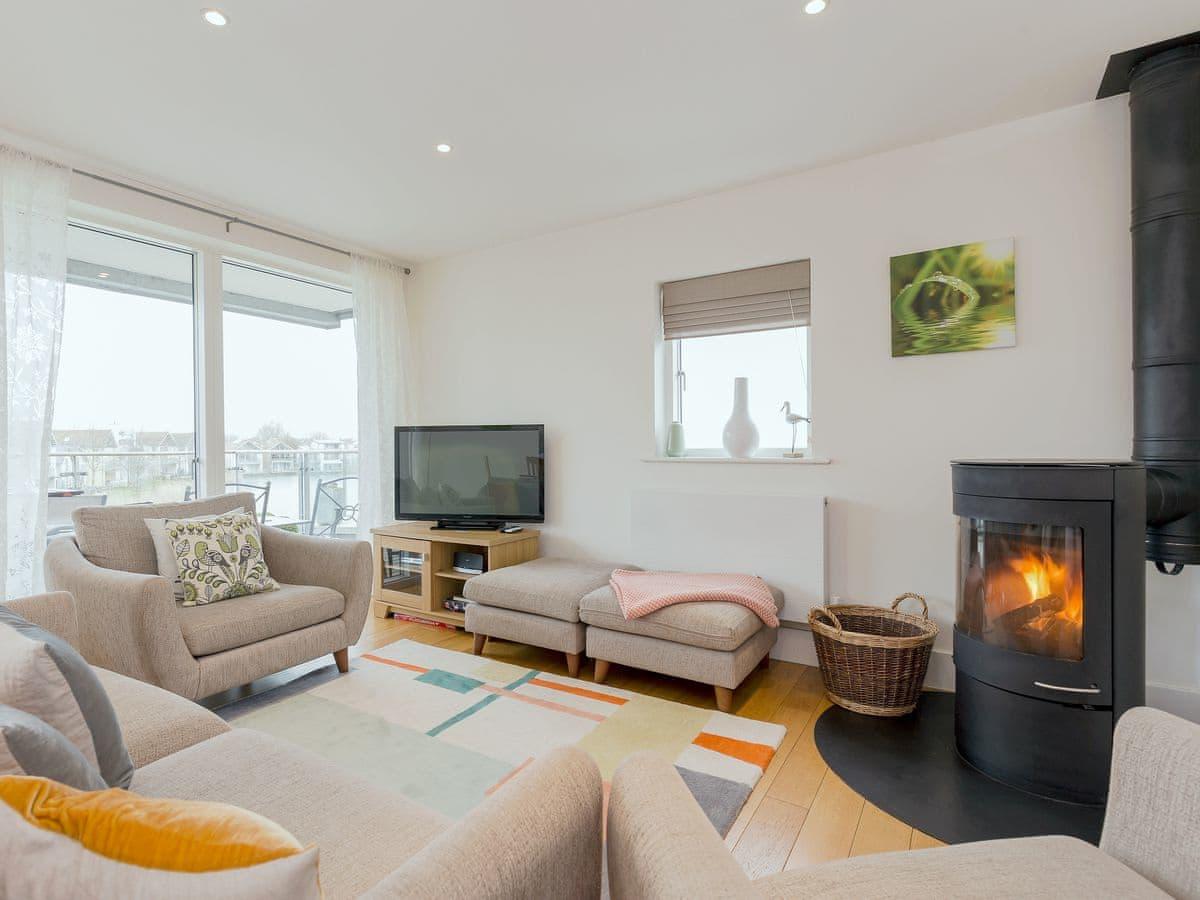 Sorrel House living room